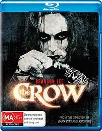 The Crow Blu-ray