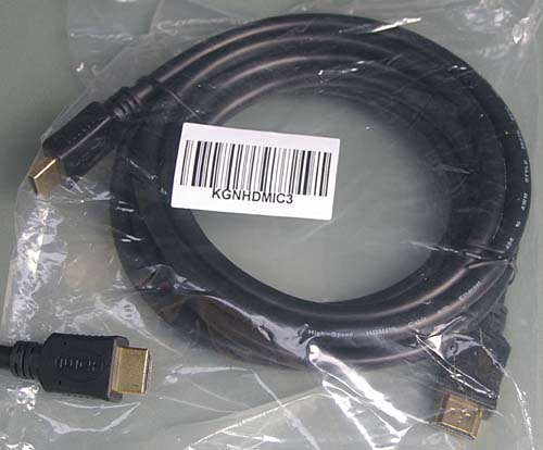 Kogan HDMI cable