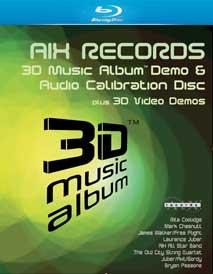 AIX 3D Sampler cover