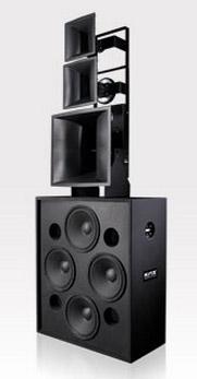 Krix Commercial Cinema kx-5986 loudspeaker